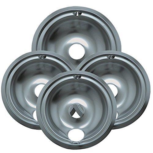 ge 4 pack drip bowl set - 8