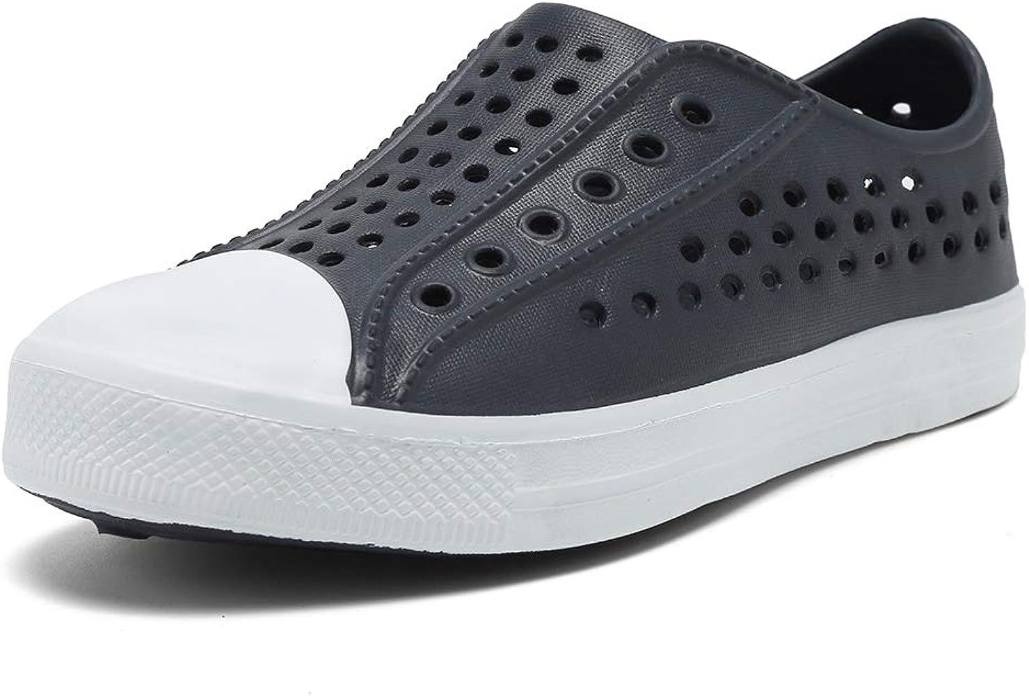 seannel Kids Slip-On Toddler Sneaker Lightweight/Breathable Sandal Water Shoes Outdoor /& Indoor