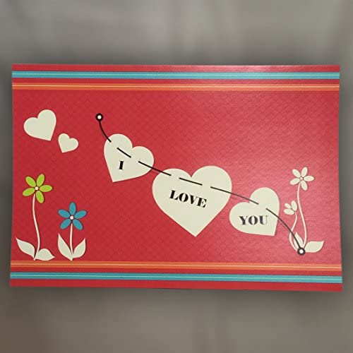 DIY Recordable I Love You Card-Love in Bloom Sales