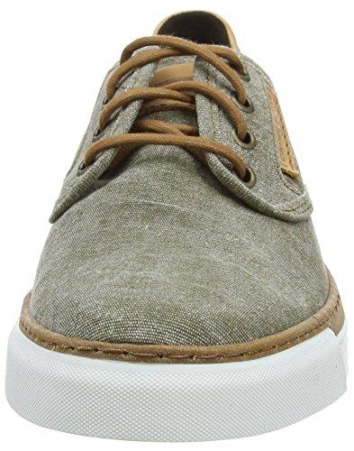 camel active Racket 11 Herren Sneakers Braun (Mushroom)