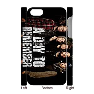 A Day To Remember For iphone4 4S 3D Cell Phone Case White BTY644534