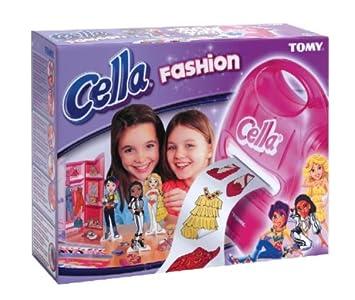 Tomy cella fashion game