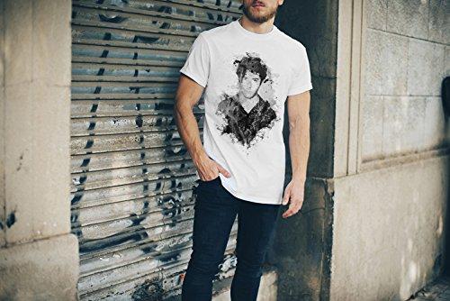 Dustin Hoffman T-Shirt Herren, Men mit stylischen Motiv von Paul Sinus