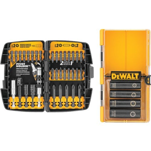 DEWALT DW2169 - 38 Pc Impact Driver Accessory Set