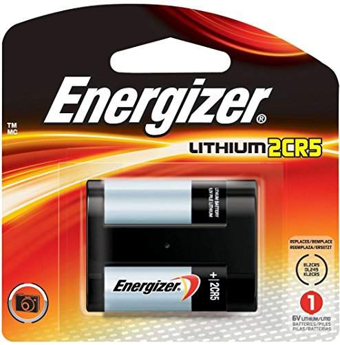 Energizer EL2CR5BP Advanced Lithium Battery