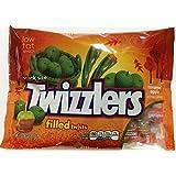 Caramel Apple Twizzlers Filled Twists Snack Size 10.29 Oz. Bag