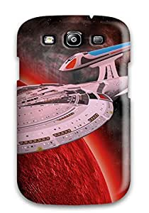 For Galaxy S3 Protector Case Star Trek Phone Cover