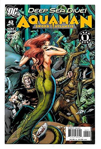 - Aquaman Sword of Atlantis #42 (DC, 2006) VF/NM
