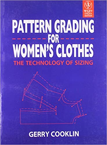 Buy pattern grading for womens clothes the technology of sizing buy pattern grading for womens clothes the technology of sizing book online at low prices in india pattern grading for womens clothes the technology fandeluxe Image collections