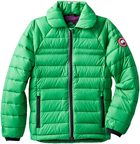 Canada Goose Charlotte Jacket, Jade Green, X-Small by Canada Goose