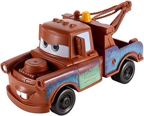 Mattel Cars 3 Mater Vehicle, 8.5