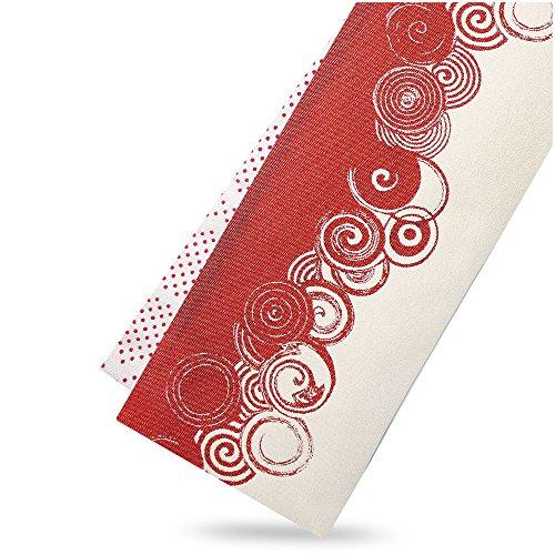 建築家障害デコードするおりびと 織美桐 細帯 日本製 半巾