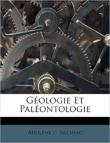 Téléchargez Geologie Et Paleontologie EPUB gratuitement en Français