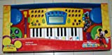 Disney Mickey Mouse Clubhouse Sing-Along Magic Keyboard with Microphone