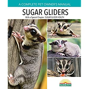 Sugar Gliders (Complete Pet Owner's Manual) 4