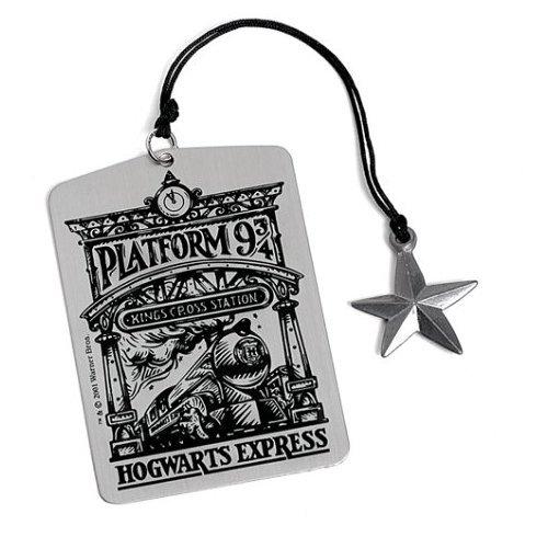 Harry Potter Platform 9 3/4 Hogwarts Express Bookmark