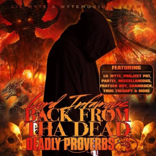 Back from Dead: Deadly Proverbs [Explicit]