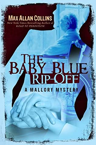 book cover of The Baby Blue Rip-Off