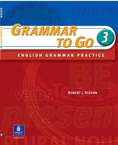 Grammar To Go, Level 3