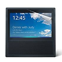 NuPro Screen Protector for Amazon Echo Show (2-Pack), Anti-Glare