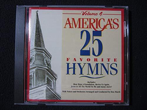 America's 25 Favorite Hymns Volume 4 ()