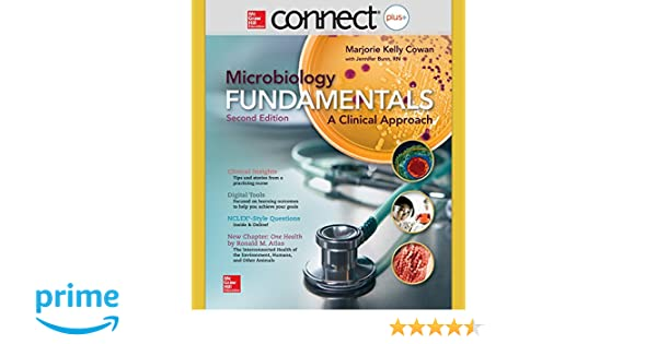 Connect access card for microbiology fundamentals a clinical connect access card for microbiology fundamentals a clinical approach marjorie kelly cowan 9781259293177 amazon books fandeluxe Image collections