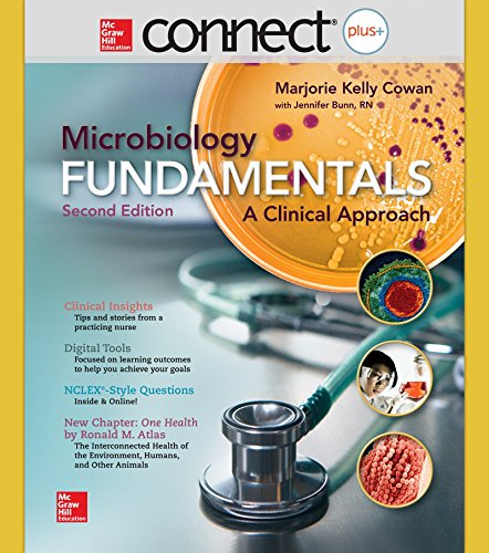 Connect Access Card for Microbiology Fundamentals: A Clinical Approach