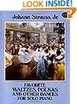 Favorite Waltzes, Polkas and Other Da...