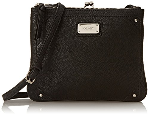 Nine West Jaya Cross Body Bag, Black, One Size