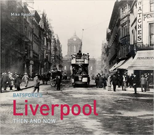Book Liverpool Then and Now (Then and Now)