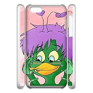 iphone5c Phone Case White Darkwing Duck Dr. Reginald Bushroot CYL8653978