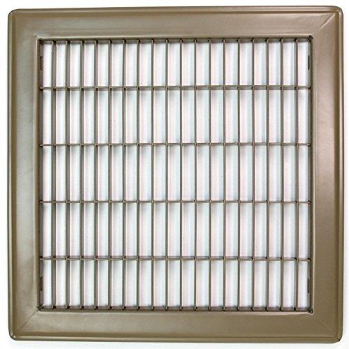 heavy duty rigid floor grille