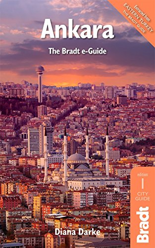 Ankara (Bradt Travel Guides (City Guides))