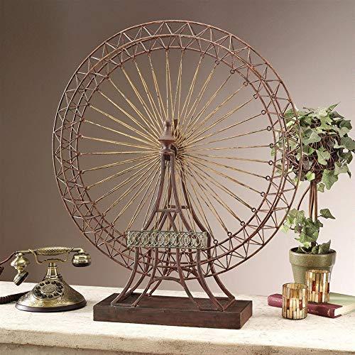 Design Toscano The Grande Exposition Ferris Wheel Statue