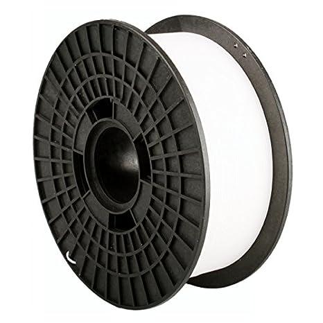 CoLiDo Filamento PLA Per Stampa 3D 1.75mm Spool Cambiamento di temperatura arancione 1KG Print-Rite LCD078OQ7J