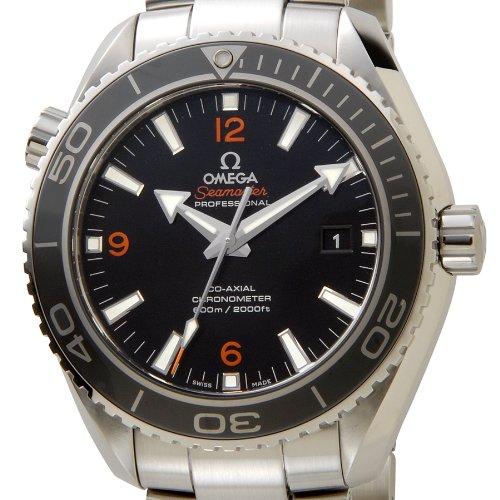 [オメガ]OMEGA OMEGA オメガ 232.30.46.21.01.003 シーマスター 600 プラネットオーシャン ブラック メンズ ウォッチ 腕時計 [並行輸入品] B00DI0SMS6