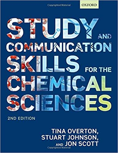 Study and communication skills for the chemical sciences tina study and communication skills for the chemical sciences 2nd edition fandeluxe Choice Image