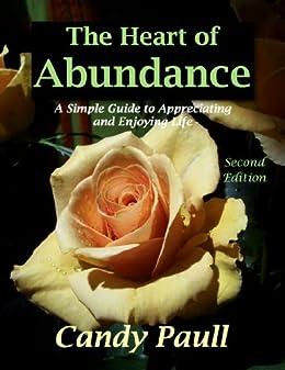 Heart Abundance Simple Appreciating Enjoying ebook product image