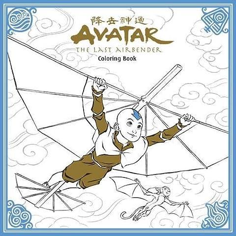 Avatar: The Last Airbender Coloring Book (Art Avatar)
