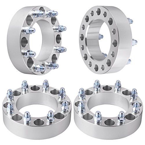 Ford F250 Wheel Spacers, YITAMOTOR 4pcs 14x1.5 Studs 2