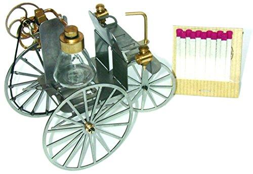 Dampfmaschine Mini Dampfauto / Dampfdaimler, Bausatz