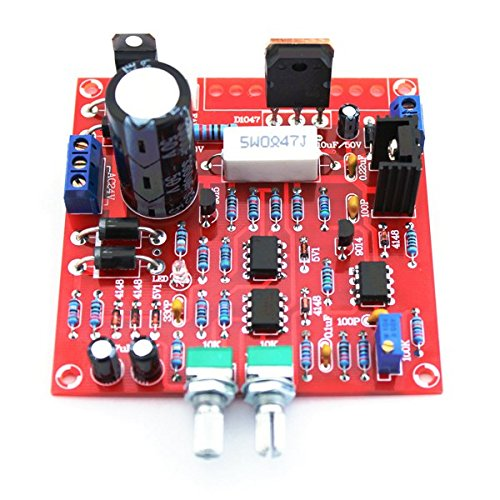 Original Hiland 0 30V 2Ma   3A Adjustable Dc Regulated Power Supply Diy Kit