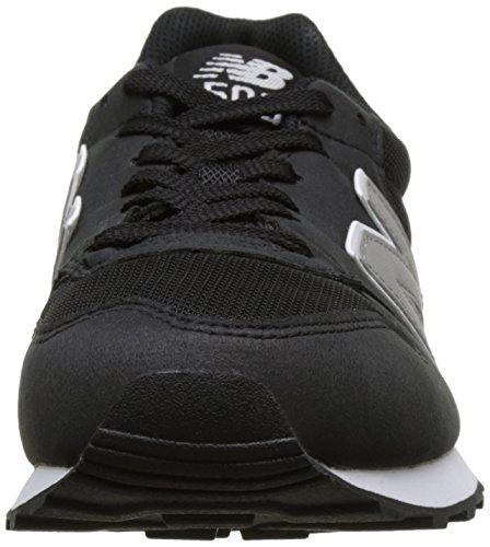 New Balance 410, Zapatillas para Hombre Negro (Black)