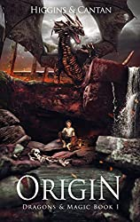 Origin (Dragons & Magic Book 1)