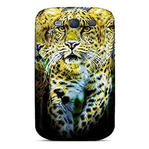 Hot Snap-on Jaguar Dream For Lisa Avaboo Hard Cover Case/ Protective Case For Galaxy S3