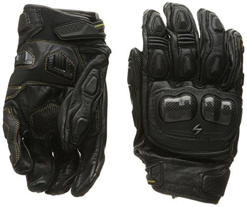 ScorpionExo SGS MKII Men's Short Cuff Sport Gloves (Black, Large) (Scorpion Gloves Klaw)