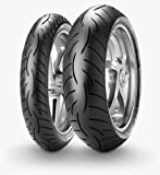 Metzeler Roadtec Z8 Rear Tire - 190/55ZR-17 - M Spec, Rim Size: 17, Application: Sport, Size: 190/55-17, Type: Street, Load Rating: 75, Speed Rating: W, Construction: Radial 2284100