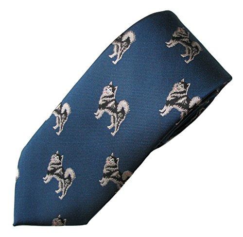 Alaskan Malamute Tie (Men's Dog Breed Neck Tie)