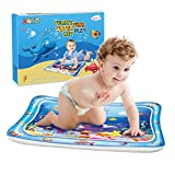 YAHO Inflatable Tummy Time Premium Water mat, The Perfect Fun time Play Early