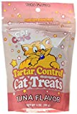 Cat Café Tarter Control Tuna Cat Treats, 3 oz